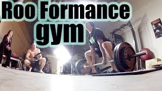 RooFormance gym Santee California