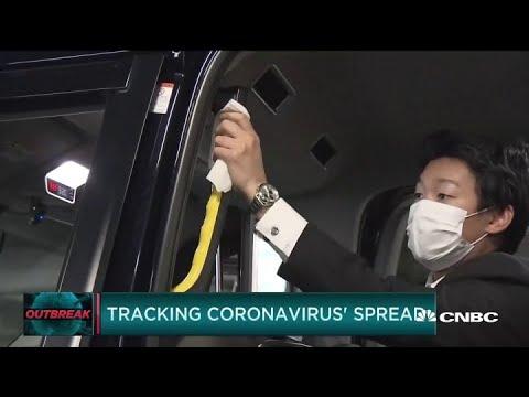 Tracking the coronavirus'