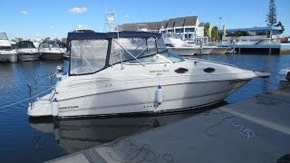 Mustang 2800 Super Sports Cruiser for sale Action Boating Boat dealer Gold Coast
