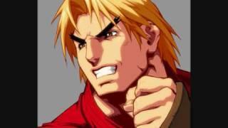 Street Fighter Ken MEGA GUITAR VERSION