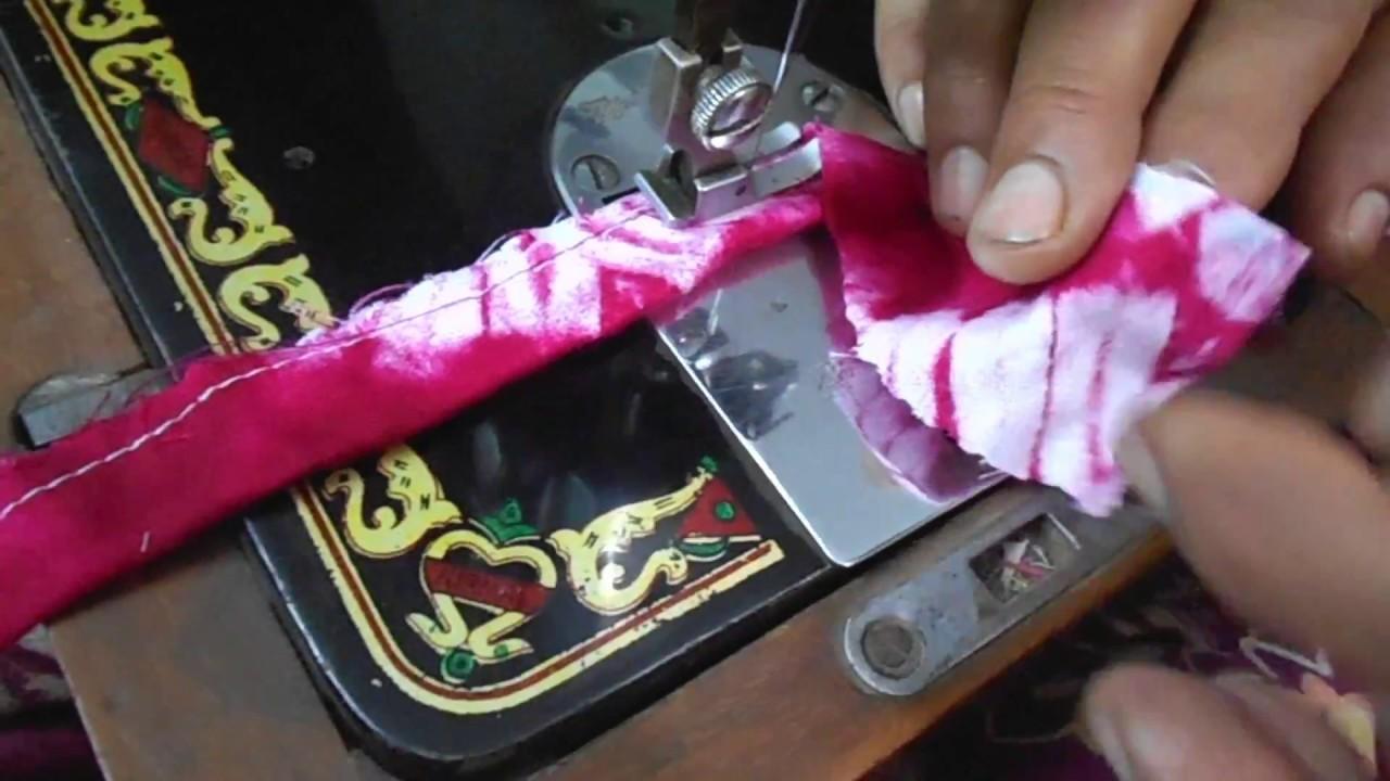 1. Cutting and little designing - Simple Designer Salwar Kameez ...