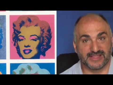Warhol, el glam rock, vanguardias y... ¡la Movida Madrileña!