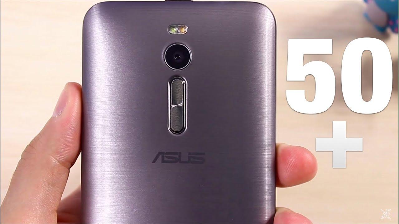 Распаковка и мини обзор Asus Zenfone 2 Laser ZE500KL - YouTube