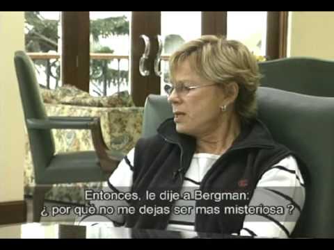 Bibi Andersson en El placer de los ojos 2/2
