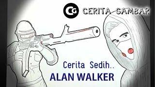 Download Cerita Sedih dari Lagu ON MY WAY Alan Walker Soundtrack Game PUBG - Cerita Gambar - Cerita Bergambar