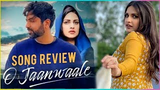 O Jaanwaale Music Video Ft. Himanshi Khurana & Akhil Sachdeva  | Song Review