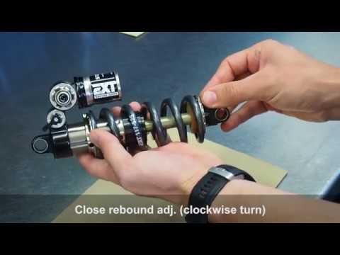 [Vidéo] Installation de votre amortisseur