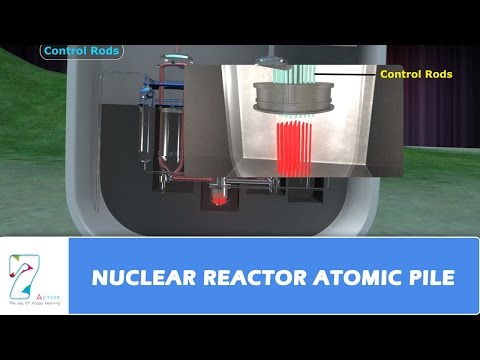 NUCLEAR REACTOR - ATOMIC PILE