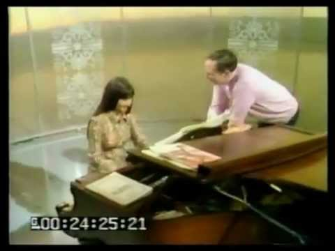 Judith Durham & Tommy Reilly - Minute Waltz, Bach Badinerie & The Fairytale