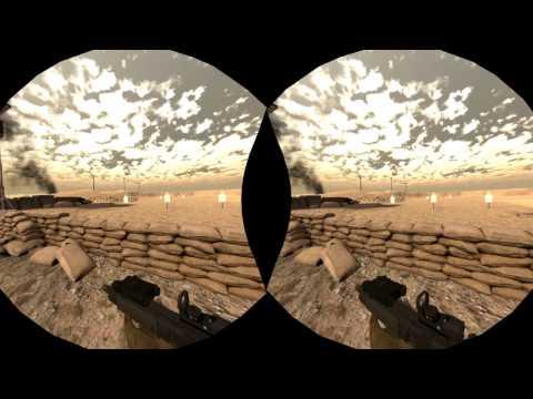 ONWARD GAMEPLAY IN VR | 3D SBS Cardboard or Virtual Desktop