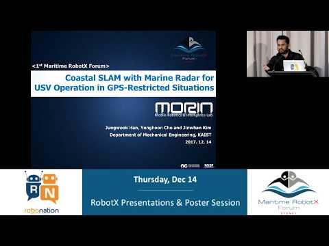 2017 Maritime RobotX Forum - RobotX Presentations