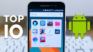 Top 10 Android Apps of June 2016!