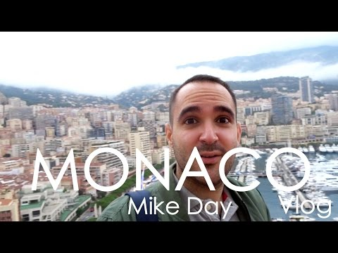 Monaco | Daily Vlog | Mike Day