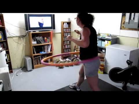 Cardio Core & More Fitness Hoop from Empower- bassgiraffe's review