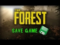 Como instalar save game no The Forest