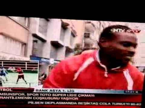 NTV Spor - Agbetu Canlı Yayında Küfür