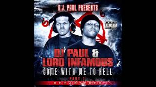 DJ Paul & Lord Infamous - 187 Invitation (Come With Me To Hell)