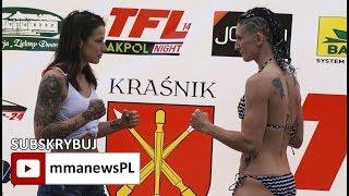 TFL 14: Izabela Badurek chce docelowo wrócić do 52 kg