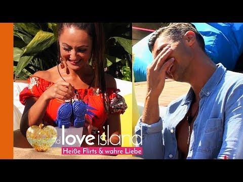 Invasion der Mütter: Baby-Schuhe für Tracy und Marcellino | Love Island - Staffel 2