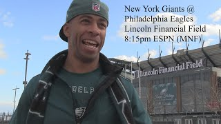 Preview/Hype Video: Philadelphia Eagles vs New York Giants Week 14 NFL Football Season