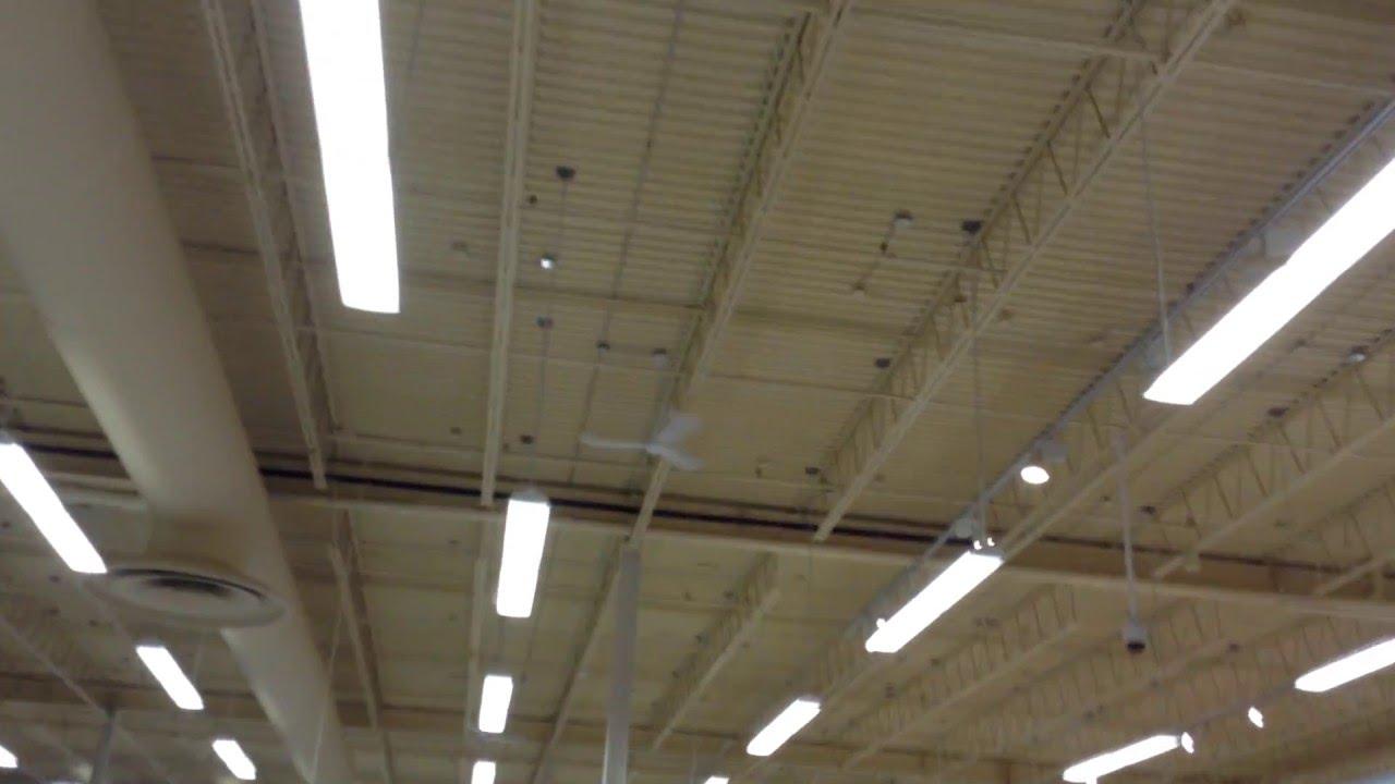 56 Quot Canarm Amp Banvil Envirofan Goldline Industrial Ceiling