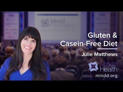 Julie Matthews - Gluten & Casein-Free Diet