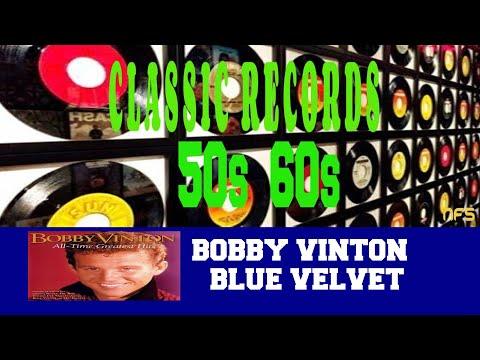 BOBBY VINTON - BLUE VELVET