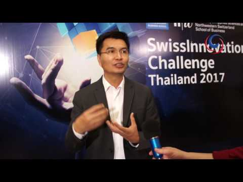 Swiss Innovations 2017 Thailand