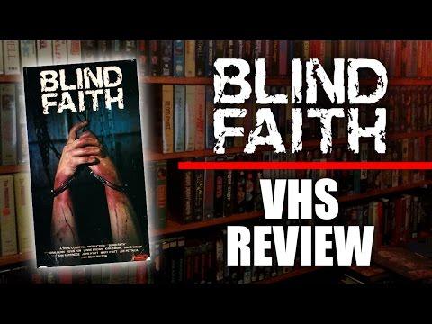 Blind Faith VHS Review (1989, AEC)
