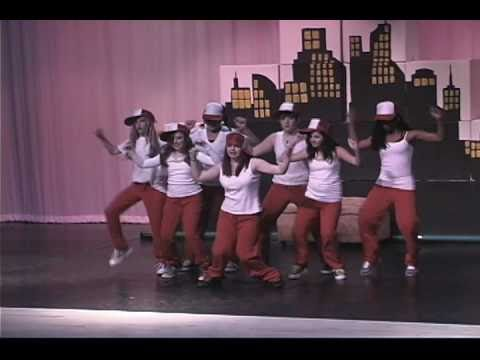 Hip Hop Dance Class - The Colorado Academy of Music and Dance