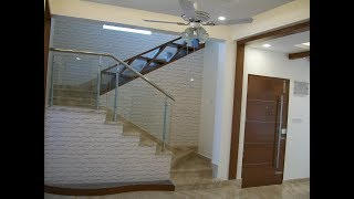 Designer 3BHK Indian Villa with Lavish Interiors at Bangalore