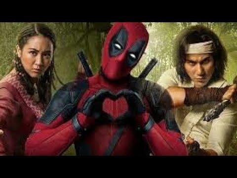 Deadpool 2 Wiro Sableng ikut Casting dan Ketemu David Beckham