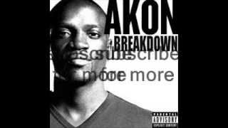 Akon - Breakdown  (2013 New Songs)