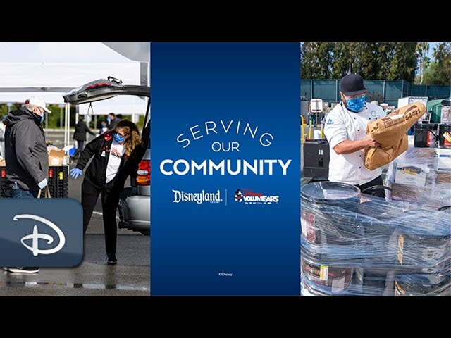 Disney Partners With Local Nonprofits to Support the Community | Disneyland Resort