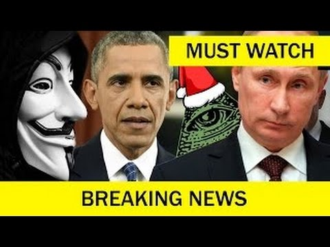 Anonymous: Obama Strikes Back at Russia for Election Hacking