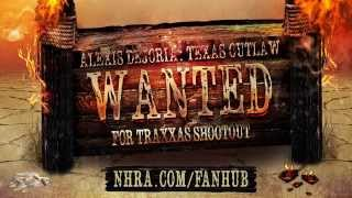 WANTED for the Traxxas Shootout: Alexis DeJoria, Texas Outlaw