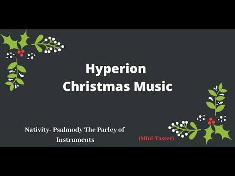 Nativity—Christmas Music from Georgian England—Psalmody, The Parley of Instruments