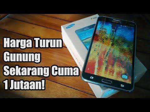 Unboxing Samsung Galaxy Mega 2 - Sekarang sudah murah!