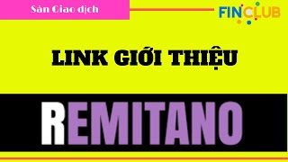 Remitano 05 - Lấy link giới thiệu affiliate Remitano