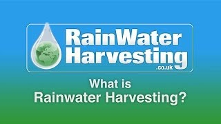 What is Rainwater Harvesting? Save Money on Water Bills for your House & Garden