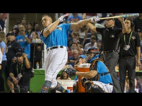 2017 MLB FARTHEST DERBY BOMBS  ᴴᴰ