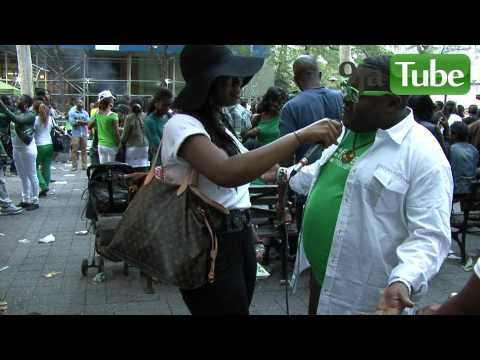 9jaTubeTv Presents - Exclusive Behind The Scenes Nigeria Independence Day Parade 2011