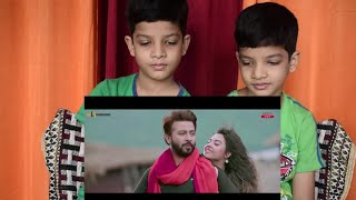 Shakib Khan |Keno Aajkal Song Reaction By Indiantwins Filmy  |  Bubly |