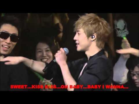 (HD) ★SS501★ KIM HYUN JOONG (Eng Sub) KISS KISS ♥*¨*♪ JAPAN 2011