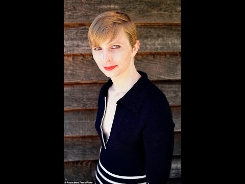 `pixie-cut!' Chelsea Manning shows off her new pixie-cut in first photo: Hello world