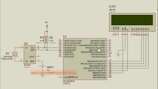 mikroc pro for pic tutorial 39 interfacing the ds1307 real time clock