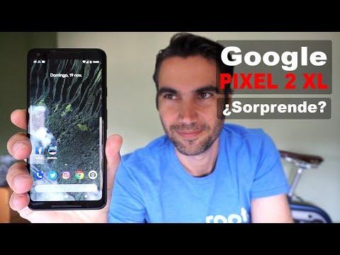 Google Pixel 2 XL | unboxing y pre review en español streaming vf