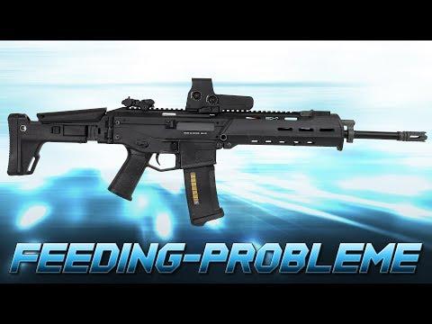[Tech] Feeding Probleme bei einer S-AEG/AEG beheben/lösen - 6mm Airsoft/Softair