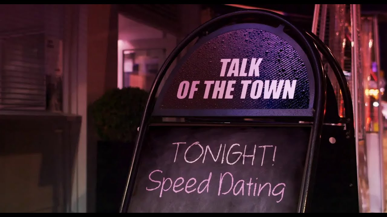 Experiences with speed dating