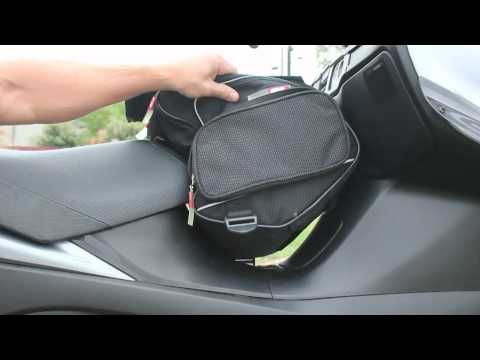 Givi T435 Tunnel Bag for scooters (Burgman 400)